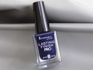 rimmel lasting finish pro midnight blue #420