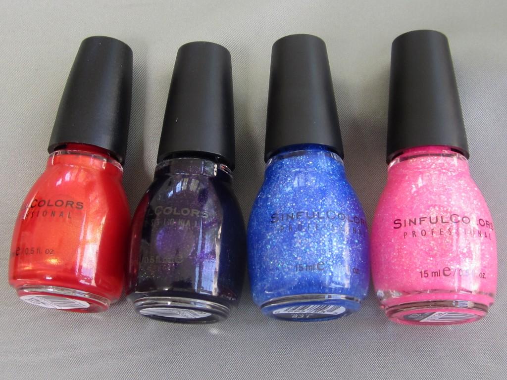 Sinful Colors Nail Polish 99cents At Walgreens
