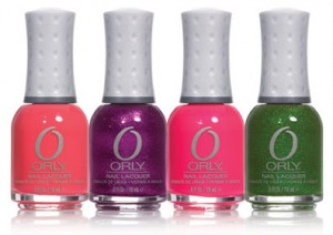 orly pinup collection 2011