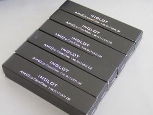 inglot amc lip gloss