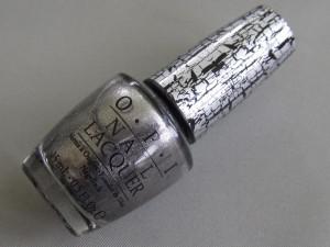 OPI Silver Shatter Nail Polish