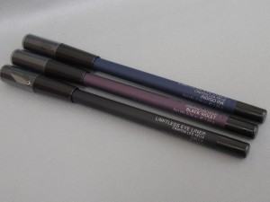 smashbox limitless eye liner onyx indigo blue black violet