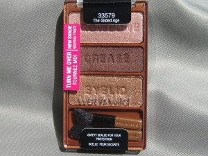wet n wild the gilded age palette