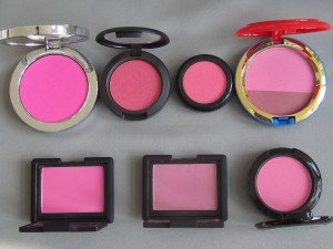 favorite pink blushes