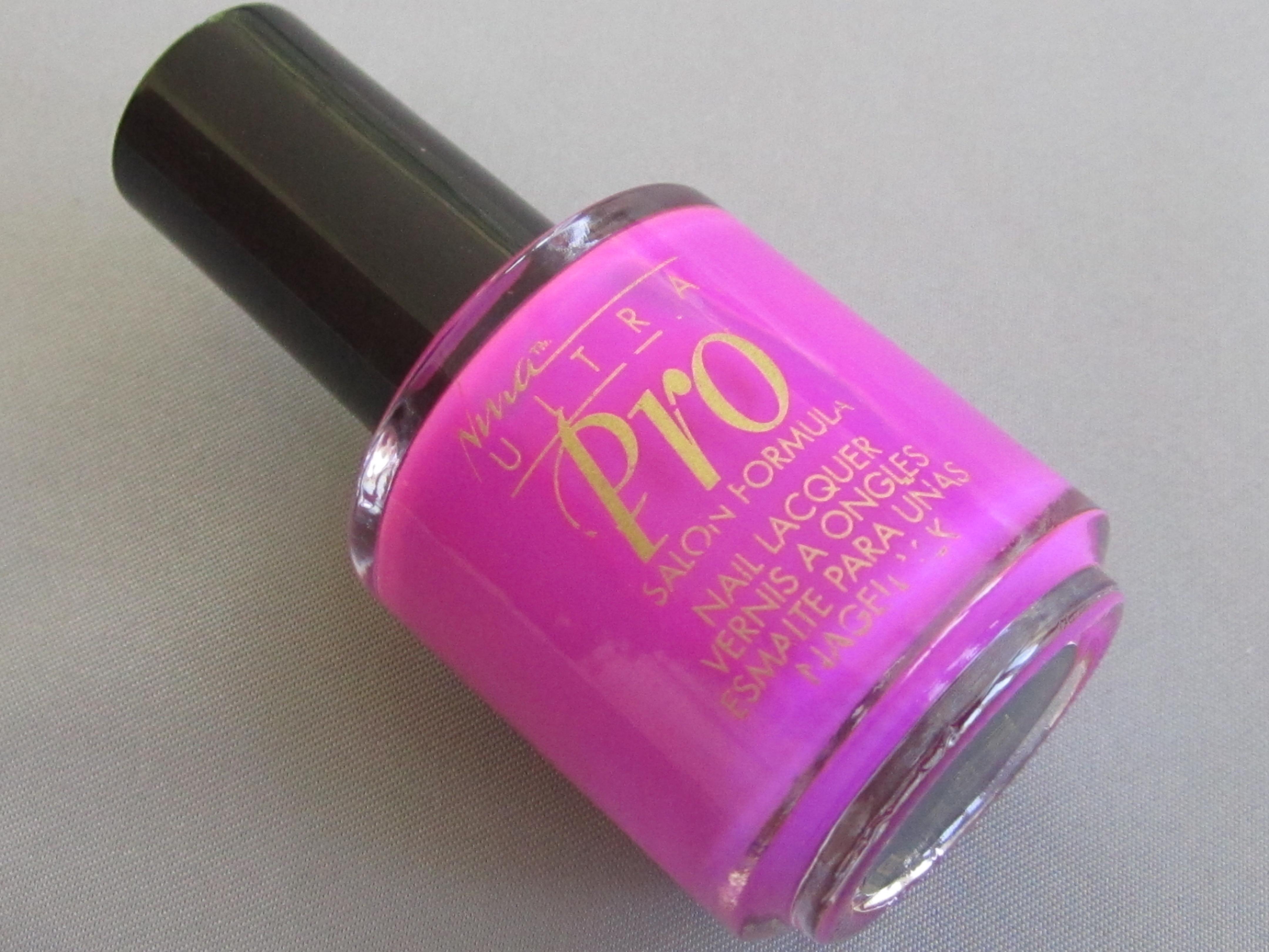NOTD: Nina Ultra Pro Passion Pink