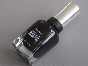 sally hansen complete salon manicure midnight in ny nail polish