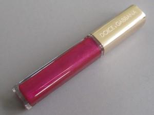 dolce & gabbana ultra shine vibrant lipgloss