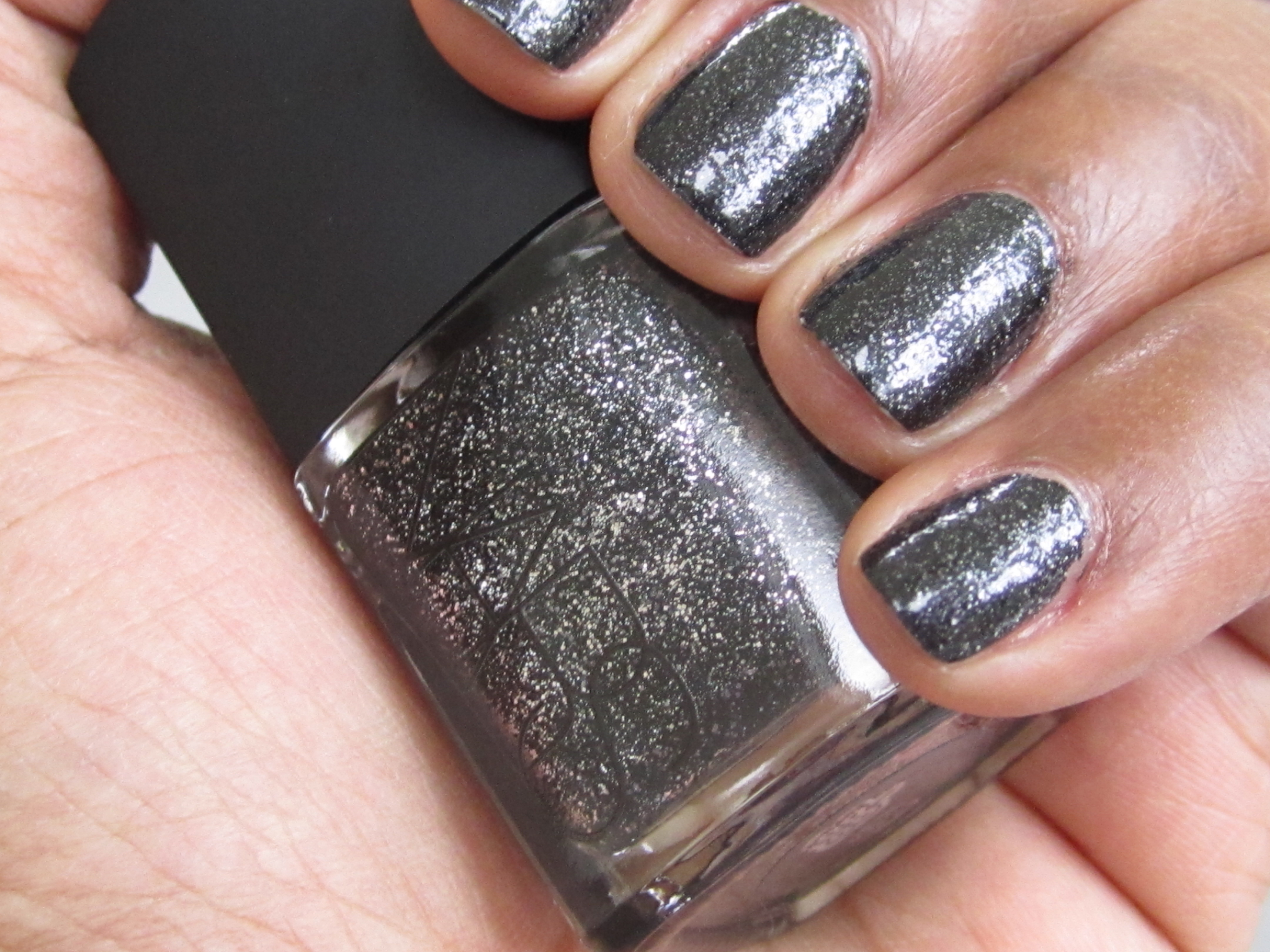 NOTD: Nars Night Breed Nail Polish