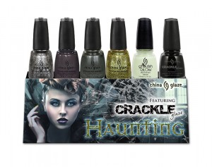 china glaze haunting collection