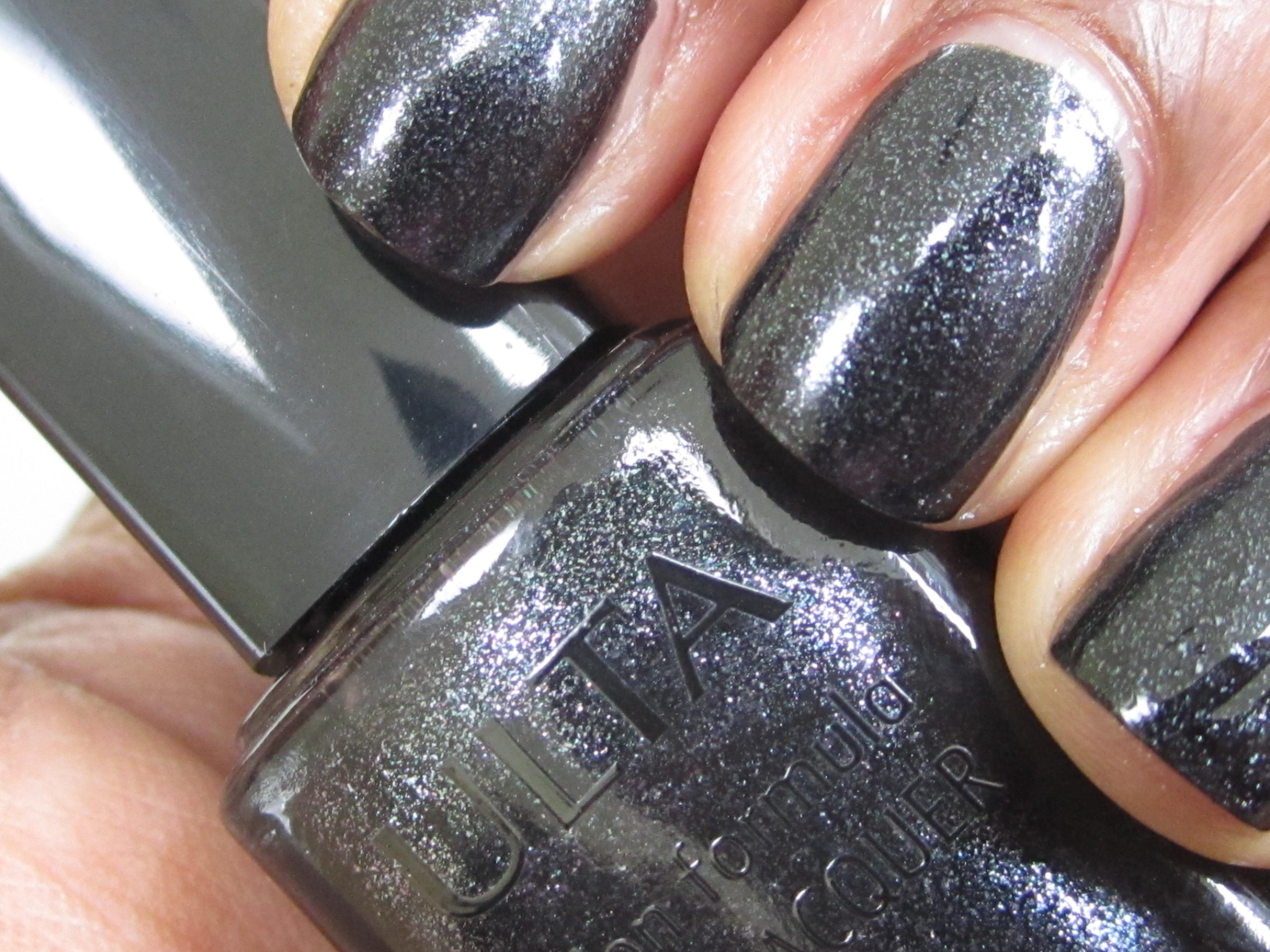 NOTD: Ulta Little Black Dress Nail Polish