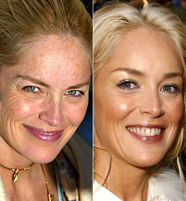 Stars Without Makeup 3