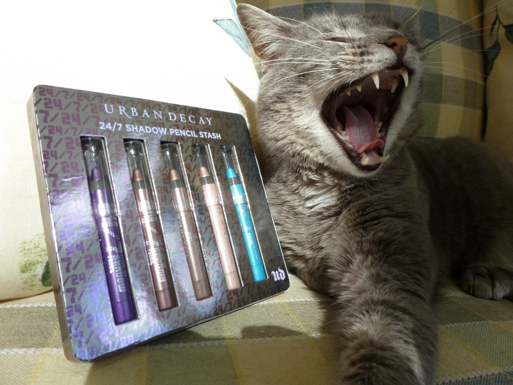 jinx and the urban decay shadow pencils