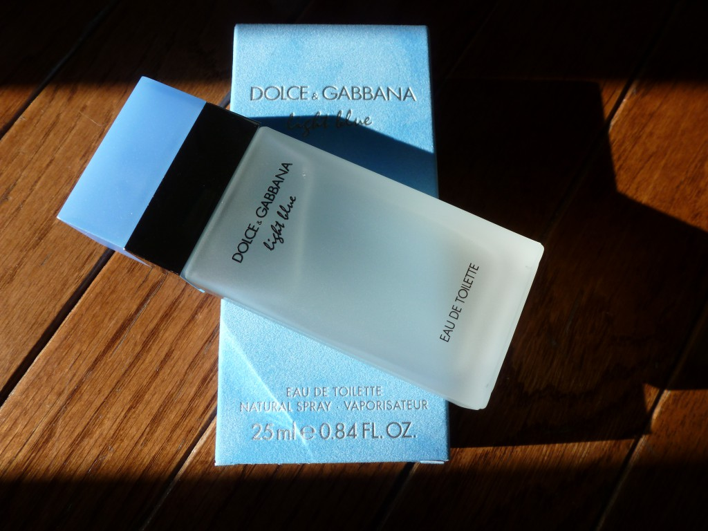 This Just In Dolce Amp Gabbana Light Blue
