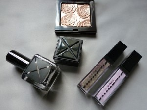 mac gareth pugh and laura mercier illuminator