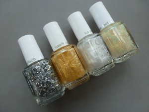 essie luxeffects nail polishes