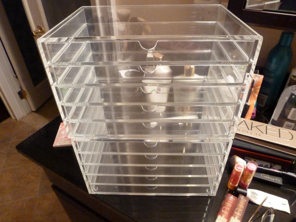 Muji Acrylic Storage Drawers