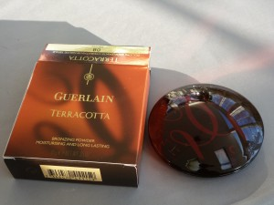 guerlain terracotta bronzing powder #08 ebony