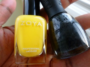 zoya pippa and nubar black polka dot
