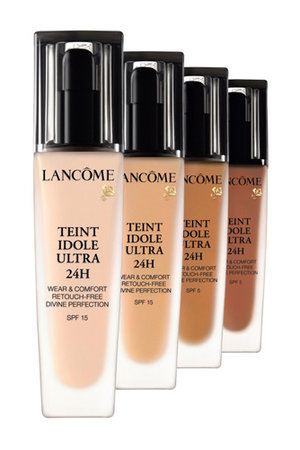 how to choose lancome shade