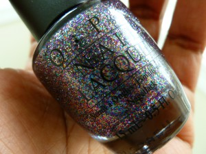 OPI Mad As A Hatter nail polish