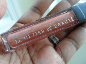 image of le metier de beaute summerland gloss