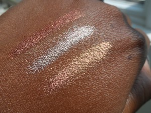 image of laura mercier burnished copper alloy rose gold