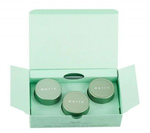 mally evercolor eyeshadow trio