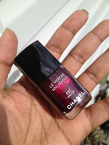 chanel malice nail polish