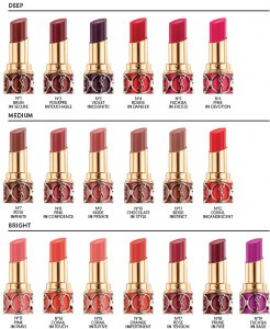 YSL-Spring-2013-Beauty-Rouge-Volupte-Shine-Collection