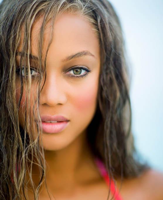 Tyra Banks Antm: I Always Love Her Makeup: Tyra Banks