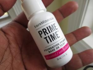 bare minerals prime time oil control primer