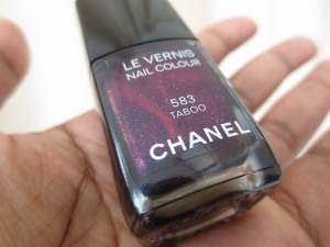chaneltaboonail polish