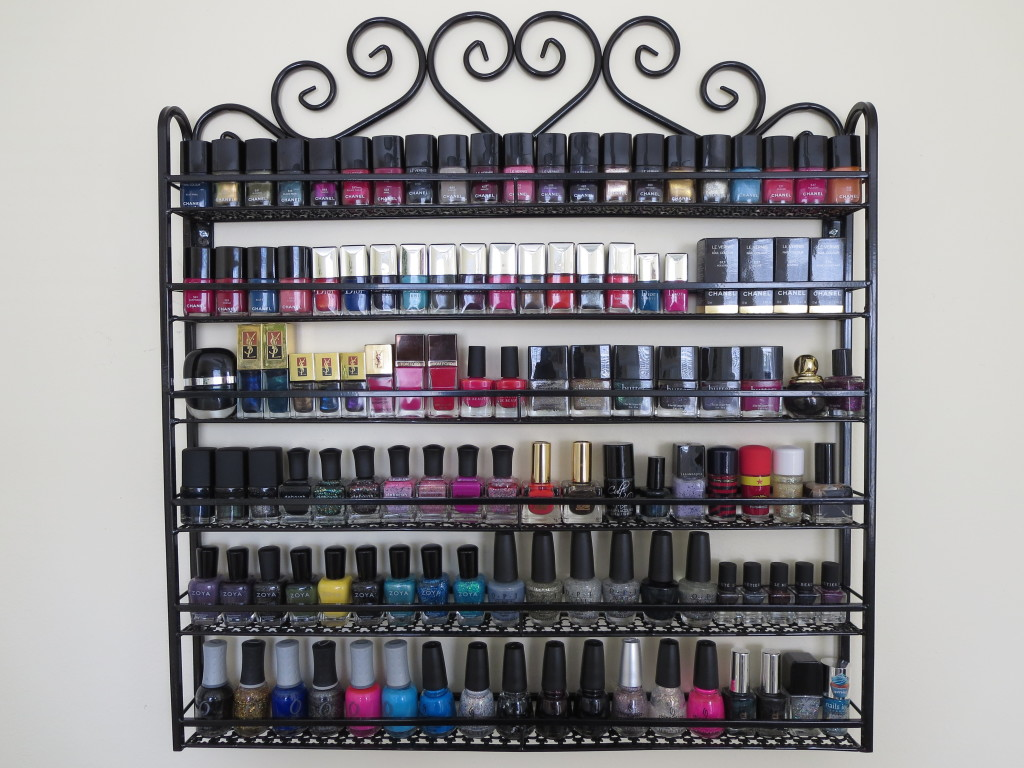 nailpolishrack