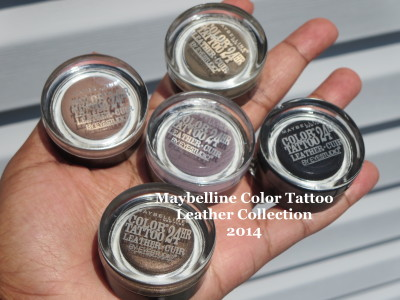 maybellinecolortattooleathercollection2014